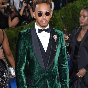 Green Suit 1