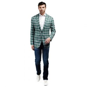 Green Suit 13