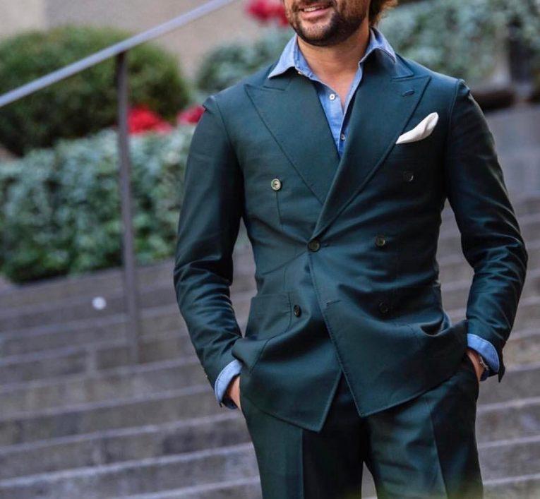 Green Suit 14