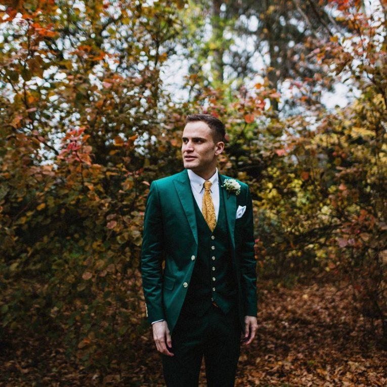 Green Suit 15