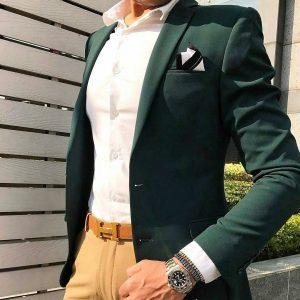 Green Suit 2