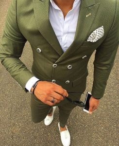 Green Suit 3