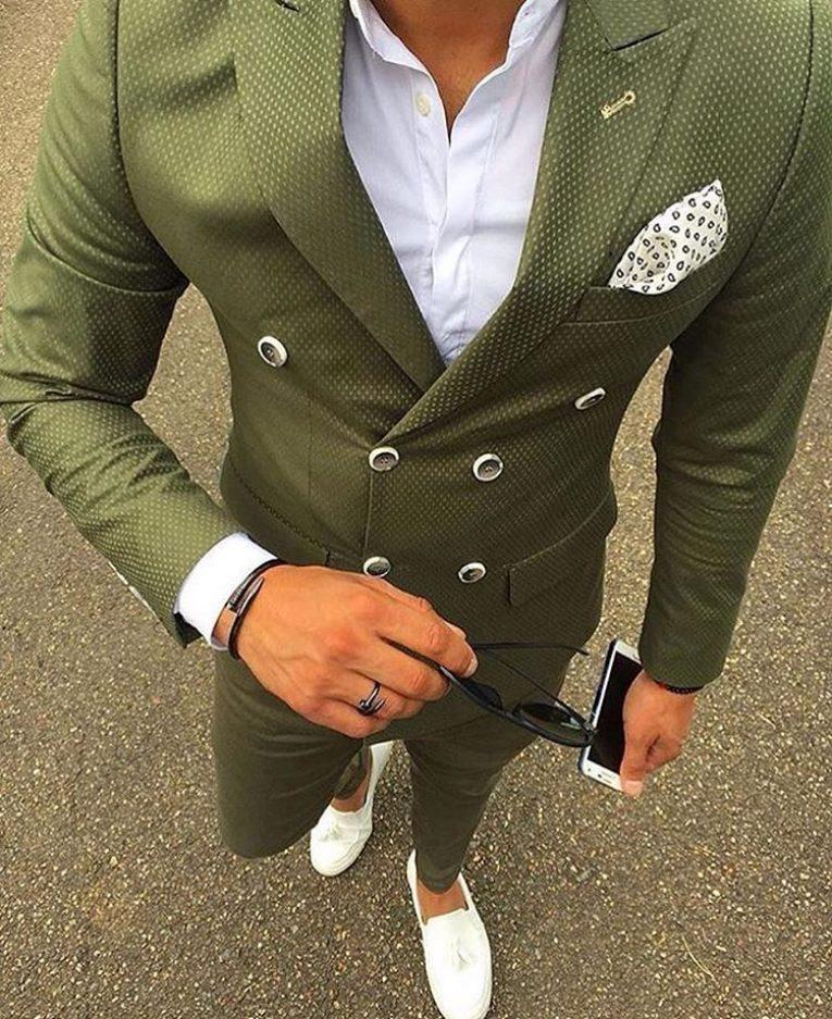 Green Suit 3