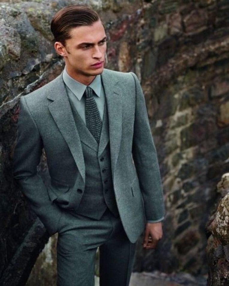 Green Suit 4
