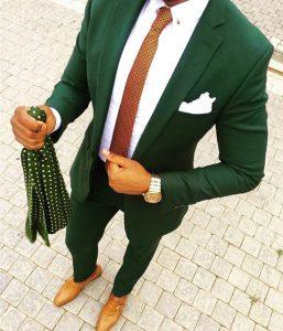 Green Suit 5