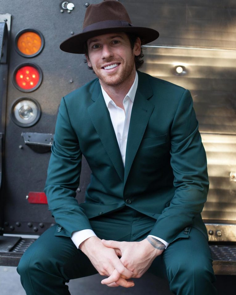 Green Suit 6