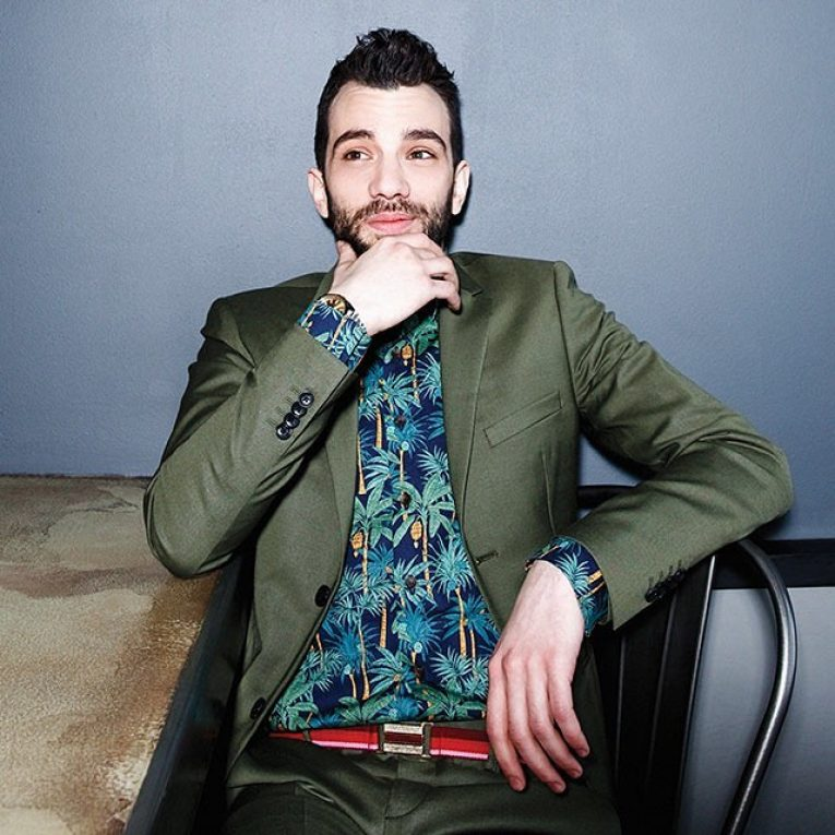 Green Suit 7