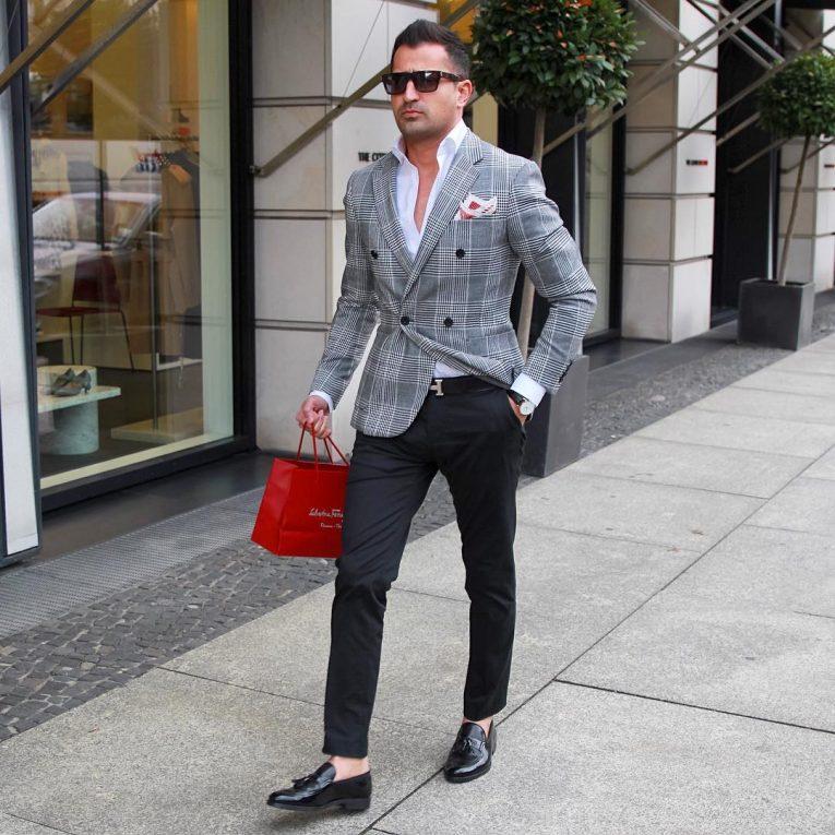 Light Gray Suit 10