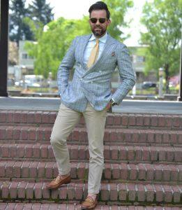 Light Gray Suit 15