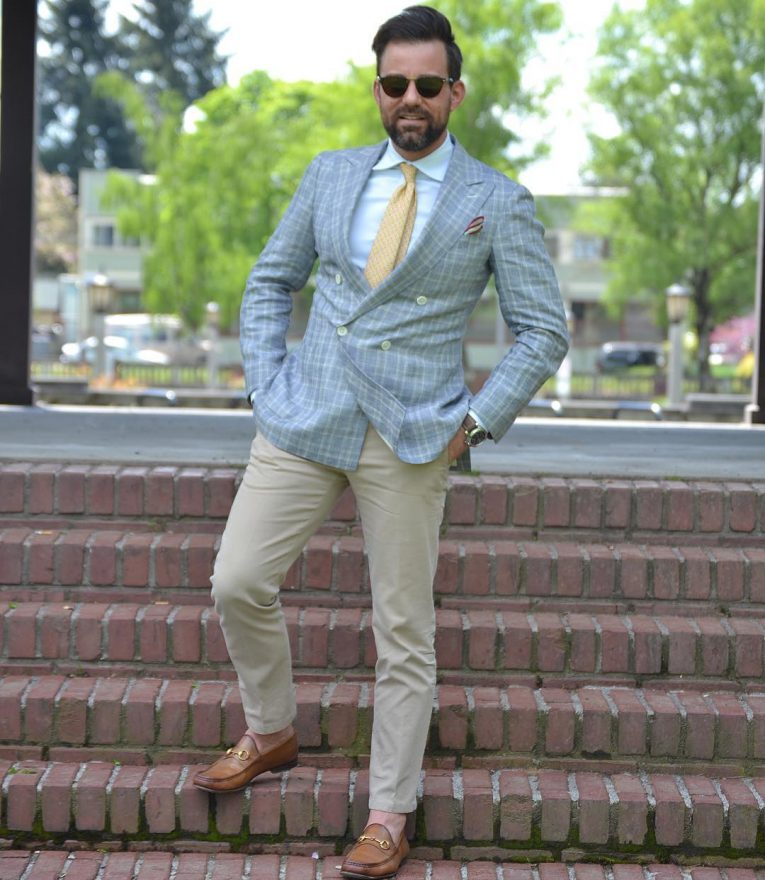 Light Gray Suit 15