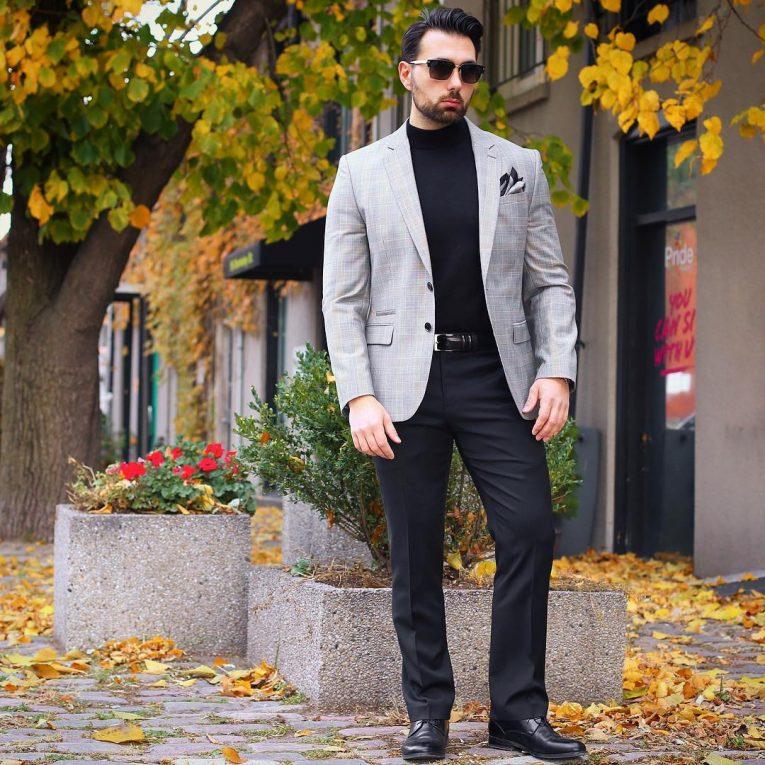 Light Gray Suit 4