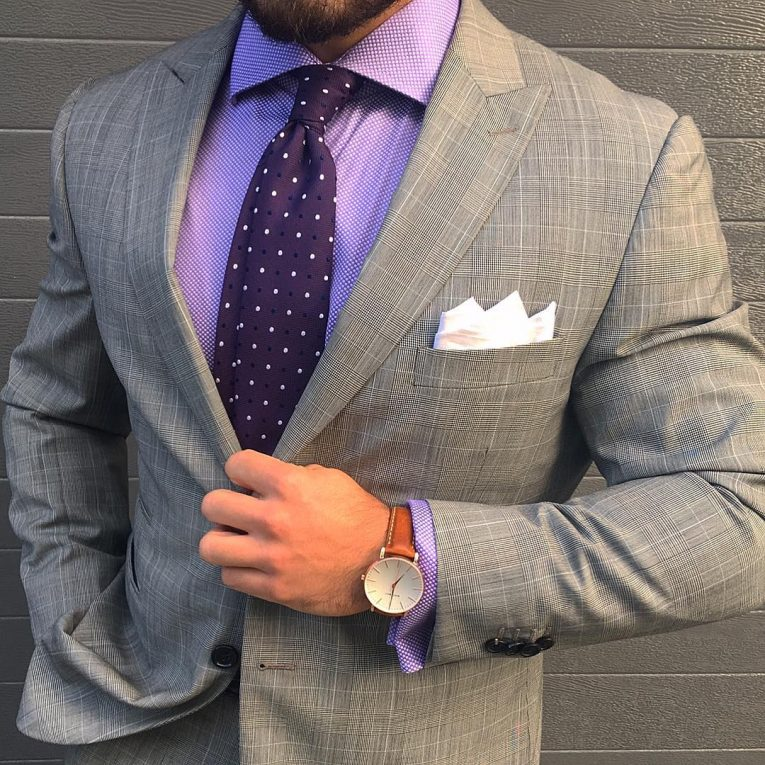 Light Gray Suit 6