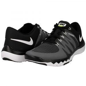 Nike Men's Free Trainer 5.0 V6 BlackWhiteDark GreyVolt Running Shoe 8.5 Men US