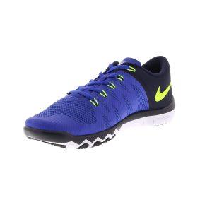 Nike Men's Free Trainer 5.0 V6 Game RoyalVltObsdnDp Rylbl Running Shoe 8.5 Men US