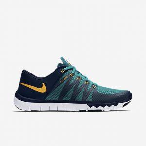 Nike Men's Free Trainer 5.0 V6 Rdnt EmrldLsr OrngObsdnSqdr Training Shoe 11 Men US