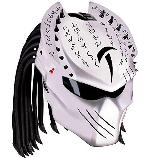 Predator Wolf 09 Custom Motorcycle Helmet