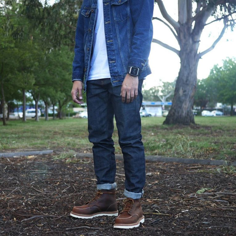 Rolled Up Jeans 47