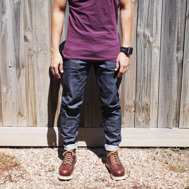 Rolled Up Jeans 48