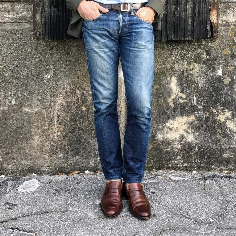 Selvedge Denim 39