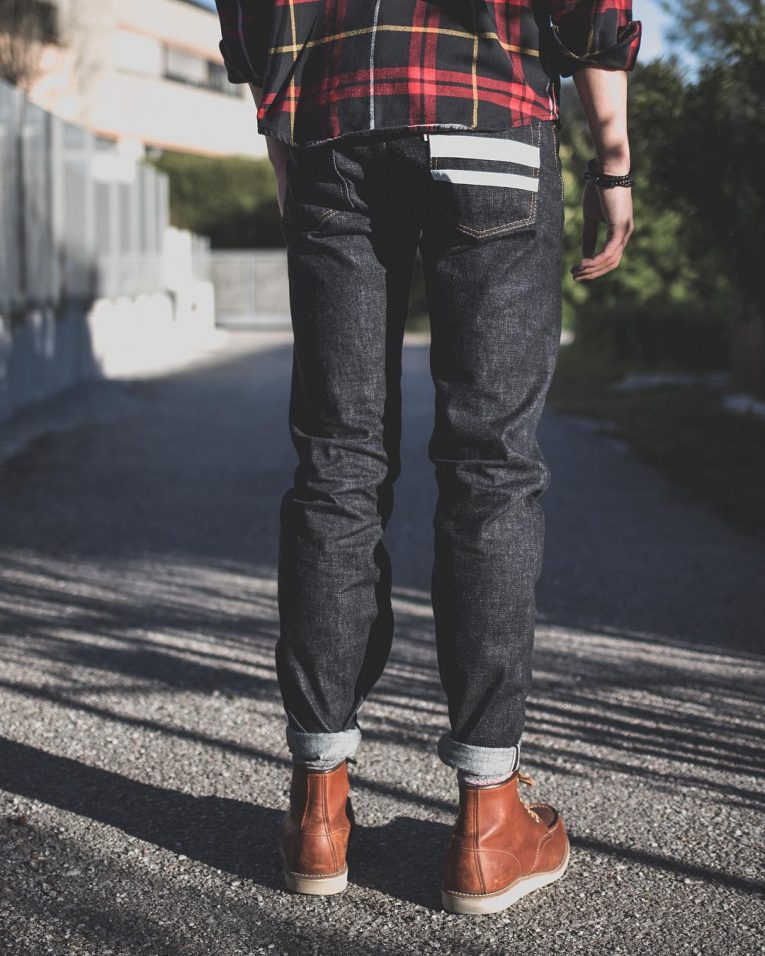 Selvedge Denim 46