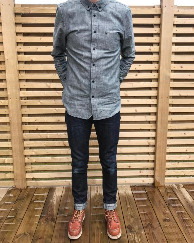 Selvedge Denim 48