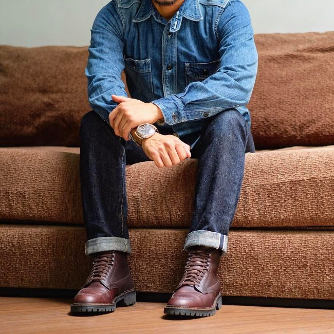 Selvedge Denim 51
