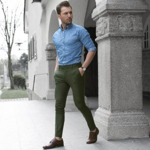 Slim Fit Shirts 11