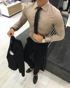 Slim Fit Shirts 14