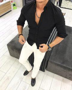 Slim Fit Shirts 16