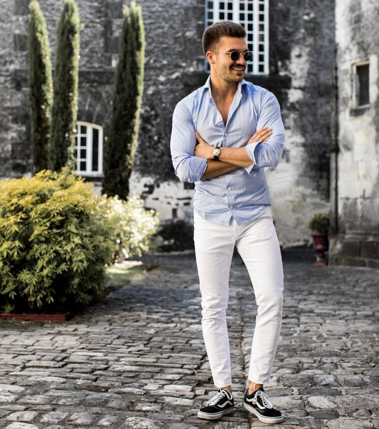 Slim Fit Shirts 3