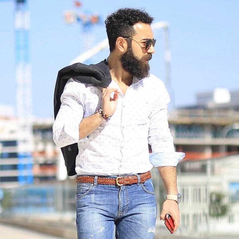 Slim Fit Shirts 4