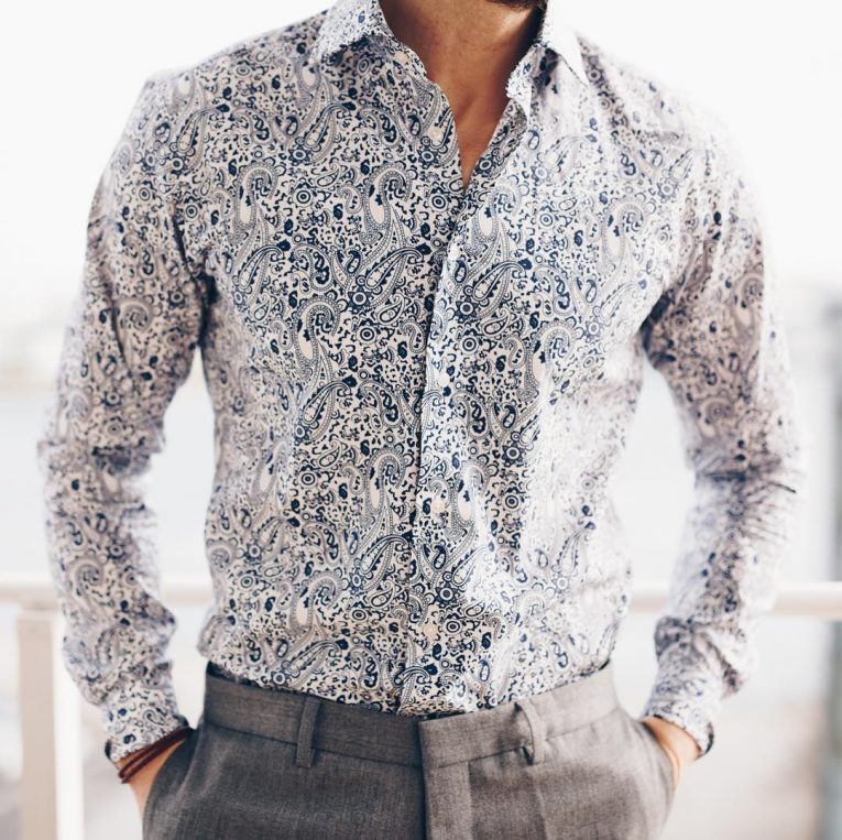 Slim Fit Shirts 8