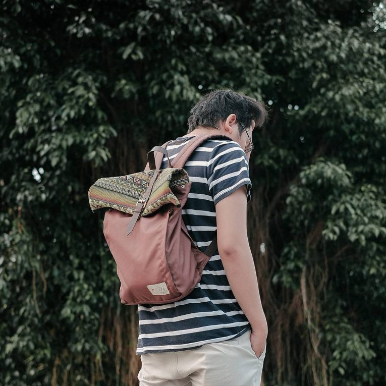 Small Backpack 34
