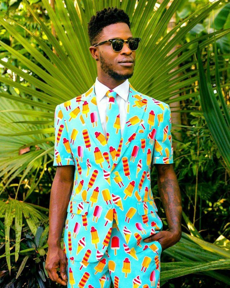 Summer Suit 36