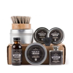 Ultimate Beard Care Kit - Wisdom