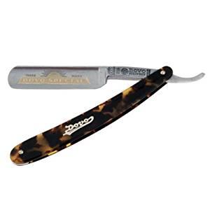 Dovo Faux Tortoise Straight Razor (5/8 inch) razor