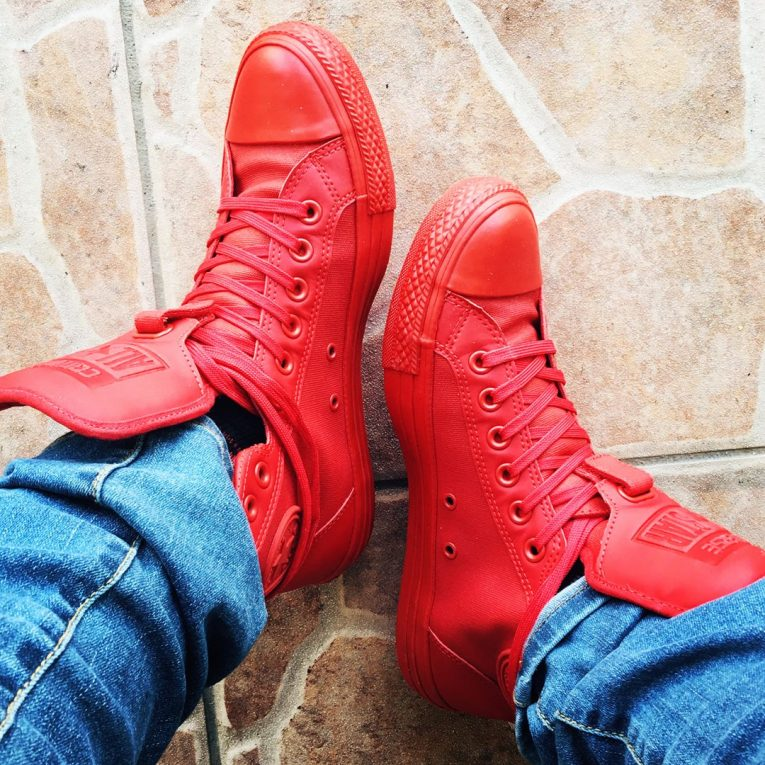 high top shoes 14