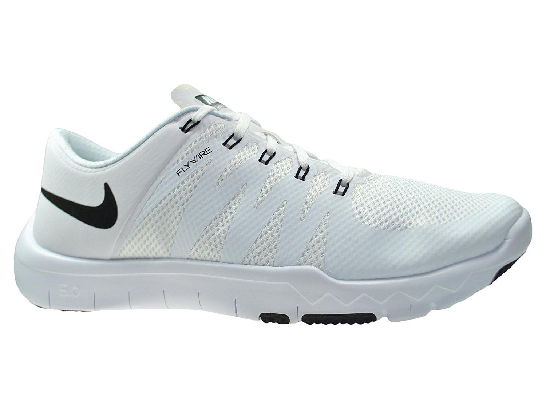 Nike Men's Free Trainer 5.0 V6 TB, WHITE/BLACK-COOL GREY