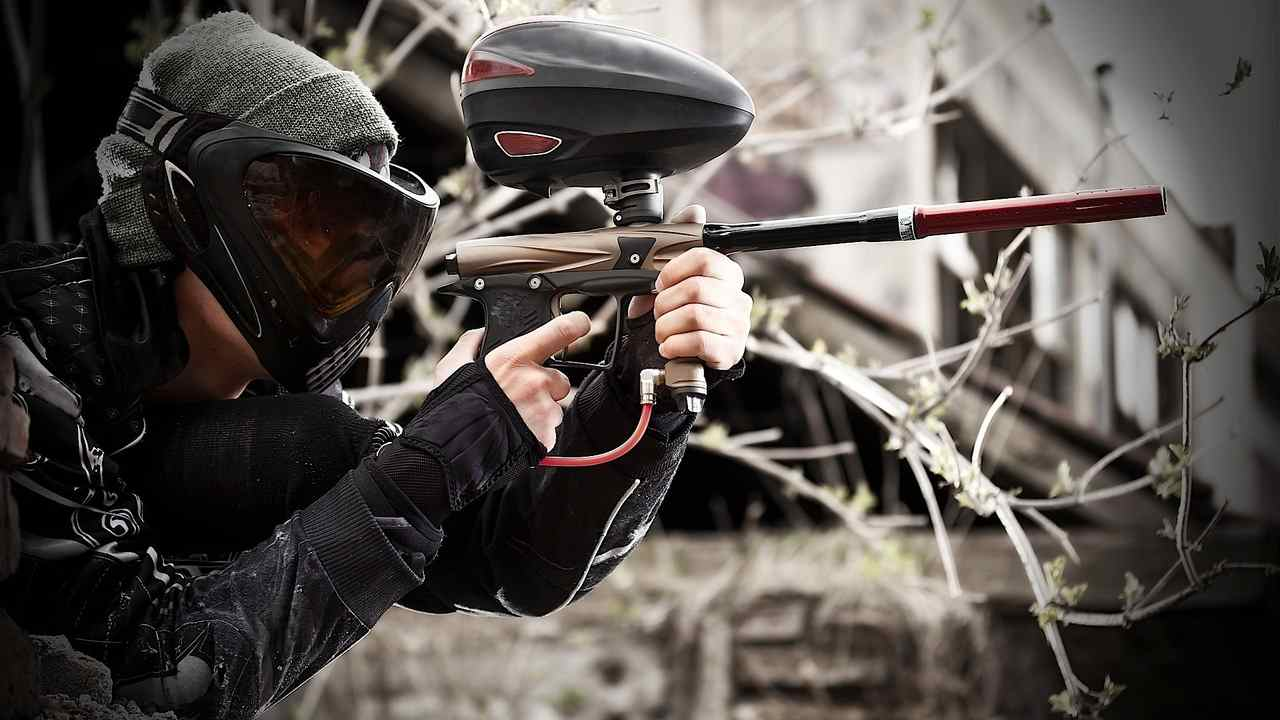 paintball sniper