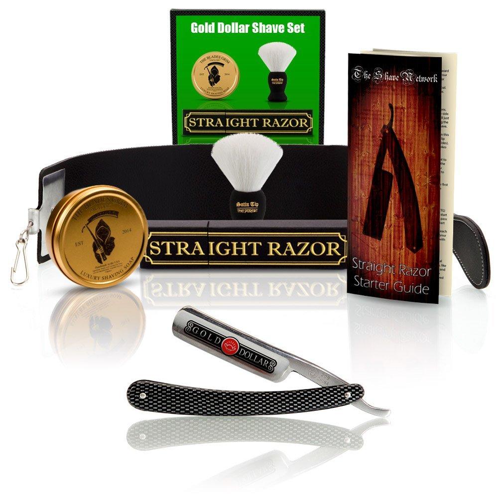 ~Shave Ready~ Shaving Straight Razor 6/8