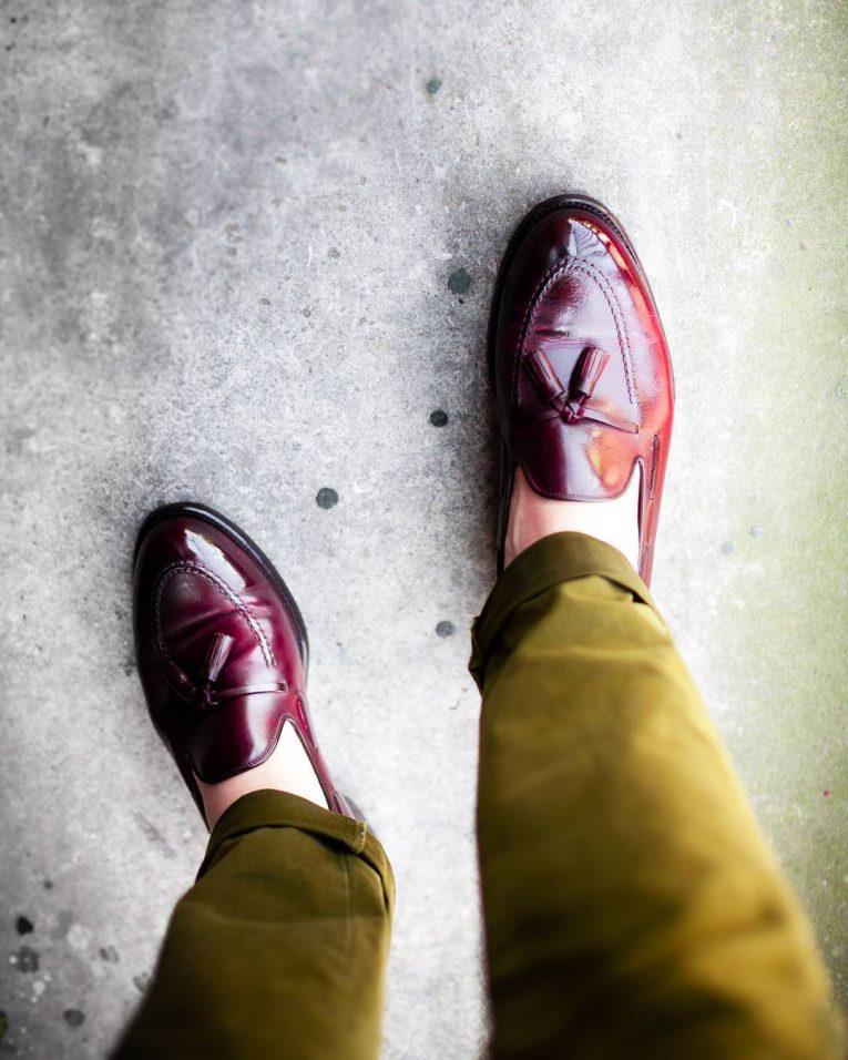tassel loafers 12