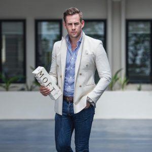 white blazer 14