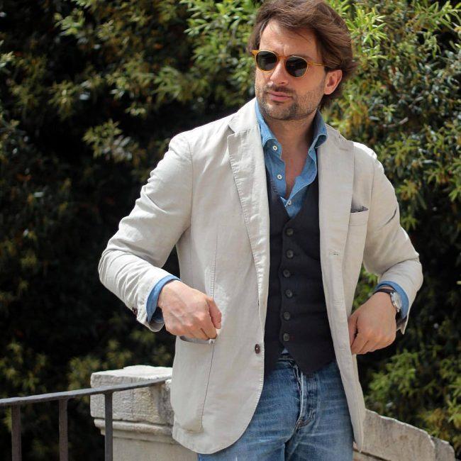 1 Casual Gentleman Style