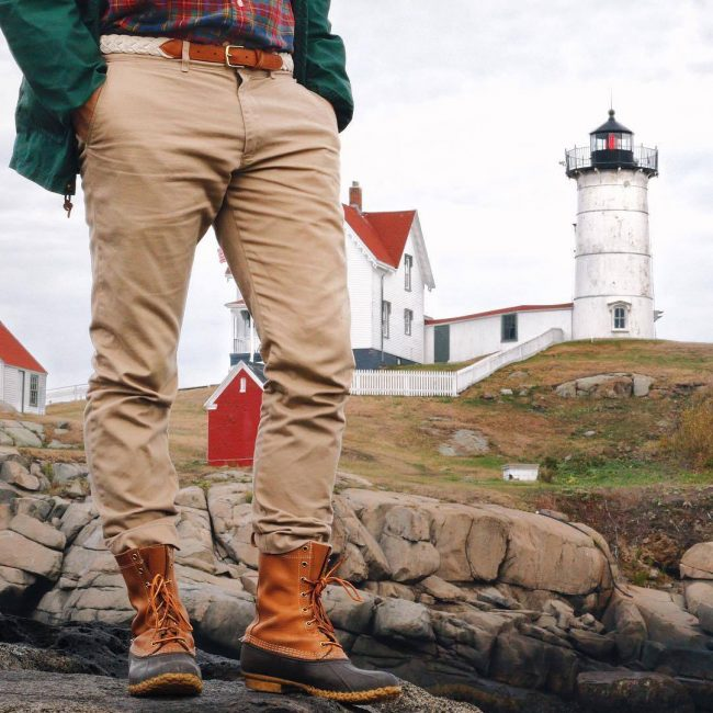 e325d5b39c8a92 25 Cool Ways to Wear Your Duck Boots – A Man s Guide to Looking Stylish