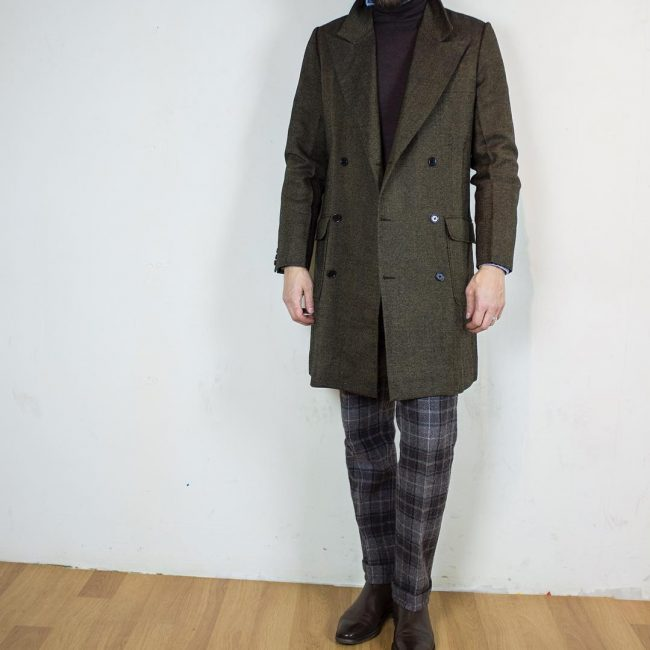 1 Smart with Matching Trench Coat