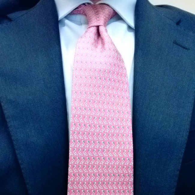 1 The Flamingo Suit Up