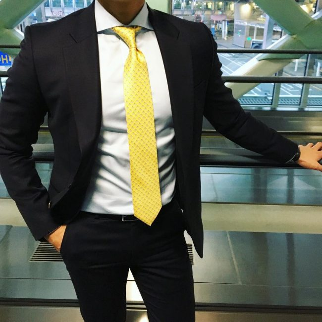 1 The Perfect Slim Fit Outfit