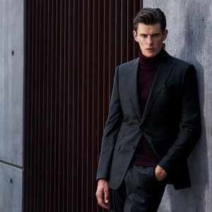 10 Gray-Saxony-Windowpane Suit