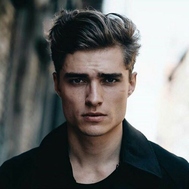 25 Outstanding James Dean Haircut Ideas Well Crafted
