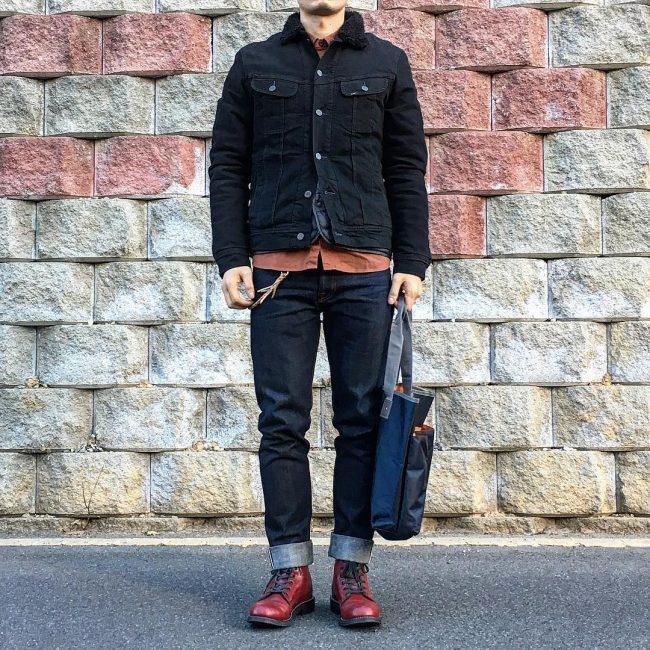 11 Slim Fit Blue Jeans Suit